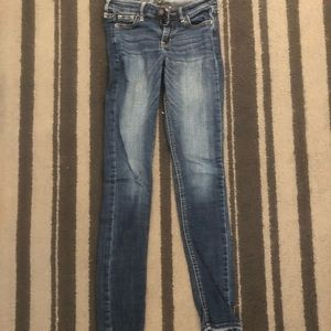 Hollister skinny jeans, very good condition